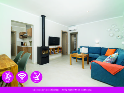 Photo for BRAND NEW 6 PERSONS VILLA WITH AIR CONDITIONING, 1KM DISTANCE TO THE BEACH