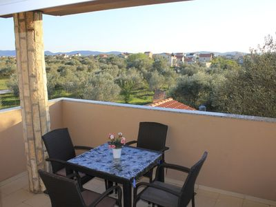 Photo for Apartment Ivan C  A2(4+1)  - Bibinje, Zadar riviera, Croatia