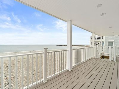 Photo for Family-Friendly Direct Oceanfront Beach House