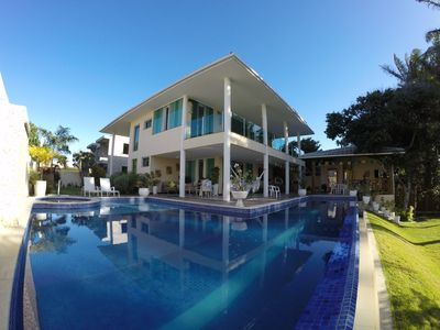 Photo for 6BR House Vacation Rental in Guarajuba, BA
