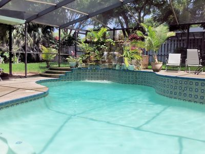 Photo for Surprise Discount! (look inside).  Private heated pool, beaches, free bike use