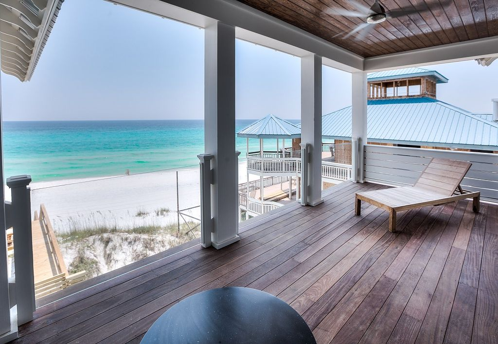 Luxury Gulf Front Home W   Private Pool  Waterfront Balcony   Seagrove Beach Florida Panhandle