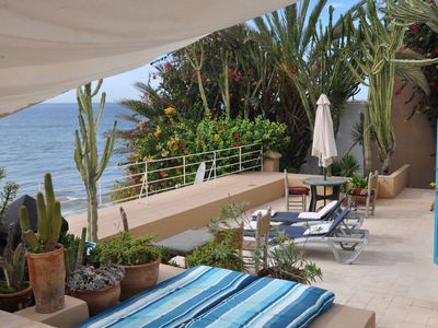 Photo for Riad, exceptional setting, by the water, in Agadir bay
