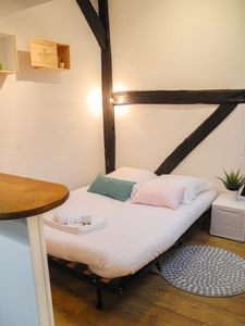Photo for CHARMING STUDIO IN THE CENTER OF RENNES FOR 2 PEOPLE