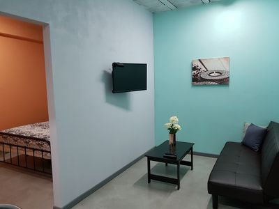 Photo for Urban Modern 1Br/1Ba Apartment in Center of San Jose, Free Breakfast Sleeps 3