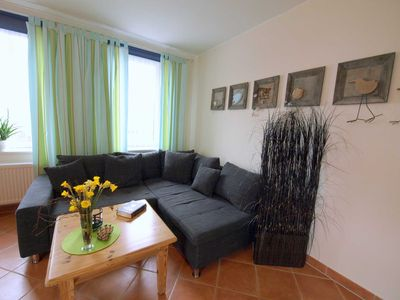 Photo for Apartment 2 / Dune grass with balcony - very close to the beach - Haus Seeblick Apartments with sea view