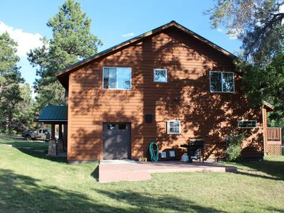 Photo for Dreams for all Seasons!  2 bedroom/2 bath vacation rental in  Pagosa Springs