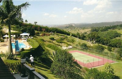 Photo for Wonderful Site with Pool and Tennis Court