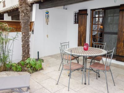Photo for Vacation home L'Etrier Camarguais  in Saintes Maries de la Mer, Cote d'Azur - 4 persons, 1 bedroom