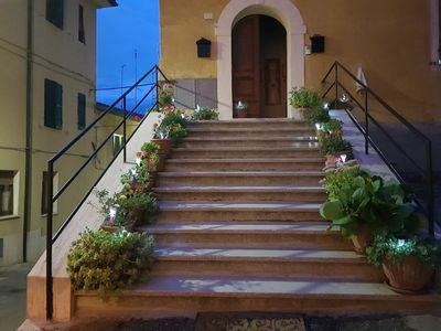 Photo for Villa Viola and Minù in the heart of ChiancianoTerme