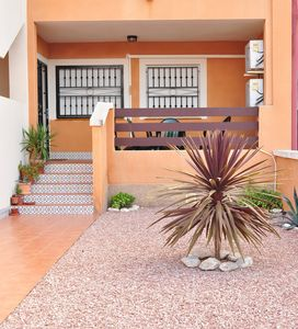 Photo for Spacious Ground Floor Apartment, Garden & Large Sun Terrace, WiFi, Well Equipped