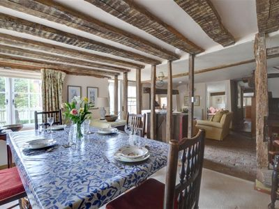 Photo for Vacation home Old Cobblers Cottage in Sissinghurst - 4 persons, 2 bedrooms
