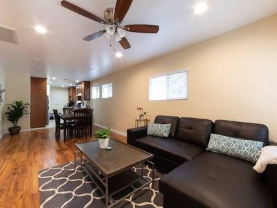 Photo for Modern, Professional Home Close to Downtown and Convention Center