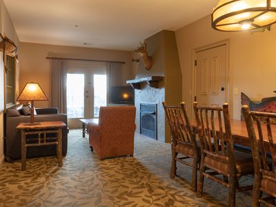 Photo for Wilderness Club at Big Cedar, 2 Bedroom Combined Lodge, A Mile To Your Recreational Pursuit's
