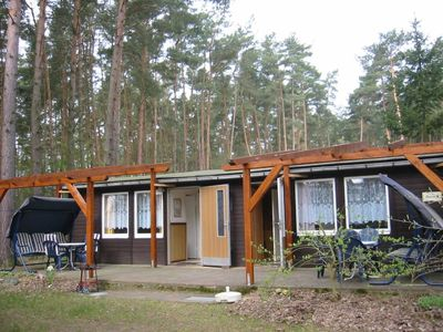 Photo for Bungalow - perch on the left - holiday houses Götz