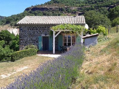 Photo for Beautiful Holiday Home in Saint-Pons near Forest