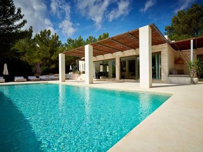 Photo for Villa Xarcu, peaceful and secluded near beaches