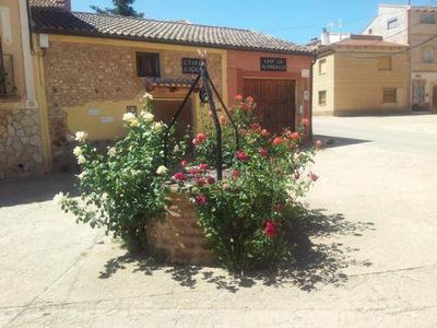Photo for Gallocanta holiday home for 5 people with 3 bedrooms - farmhouse