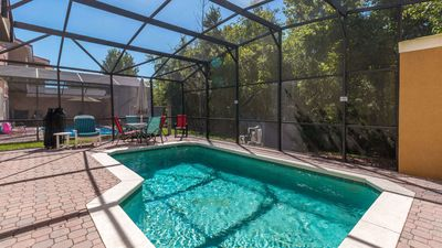 Photo for Stay at Bikini on the Beach: A 4 bed Disney area townhome in Terra Verde Resort