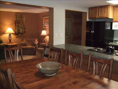 Dining Area, Kitchen, Living Room (partial)