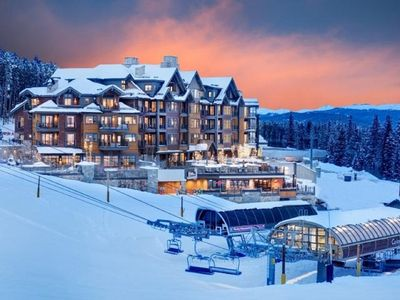 Photo for Luxe, Ski-In/Out Grand Colorado Peak 8 - 3 night min from JAN12-19