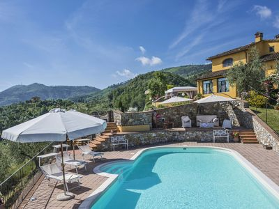 Photo for Villa Solaria - Serravalle Pistoiese near Montecatini Terme