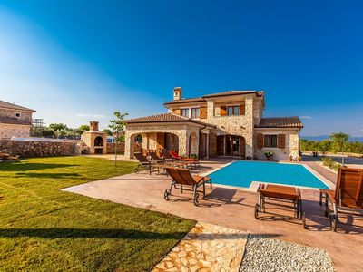 Photo for Holiday house with outdoor swimming pool and in a quiet location