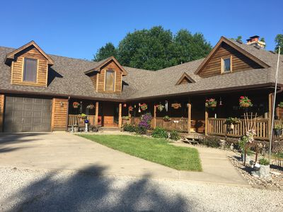 Photo for 2BR House Vacation Rental in Pleasant Hill, Missouri