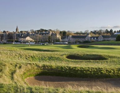 Photo for 1 Links Crescent 5 Star Selfcatering House Overlooking Old Course in St Andrews