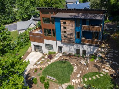 Photo for Modern Hideaway 10 Minute Walk to Downtown Asheville / South Slope