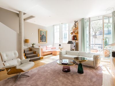 Photo for Boulevard Saint-Germain Townhouse by onefinestay