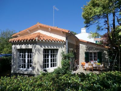 Photo for Comfortable house noirmoutier in the island 200m from the beach