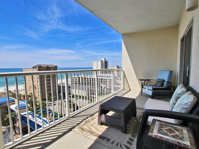 Crystal Tower 902- Peace ~ Love ~ Beach ~ Spring Break Dates are Still Available. Book Now