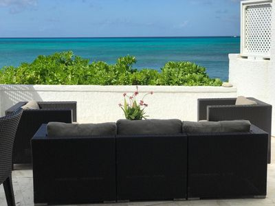Photo for Beautiful townhouse overlooking the ocean in safe private community .