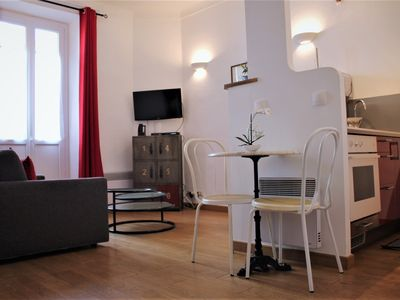 Photo for Very Central 1 Bedroom with Balcony Rue Florian