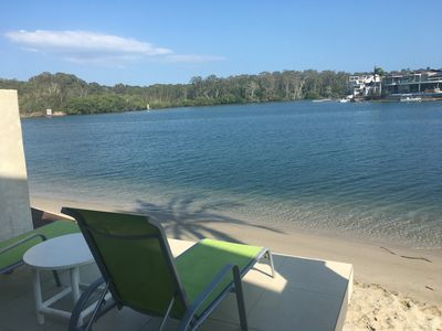 Photo for Noosa on the river with direct beach and river access