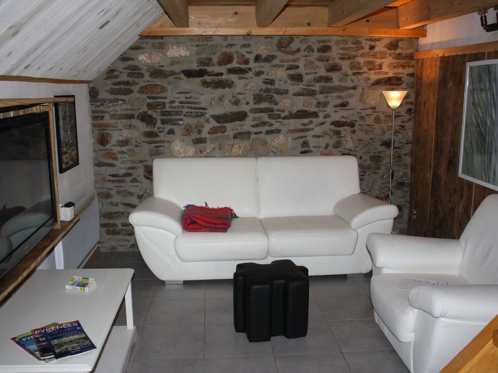 Stone House St Mamet 1 Km From Luchon Spa Hiking And Skiing
