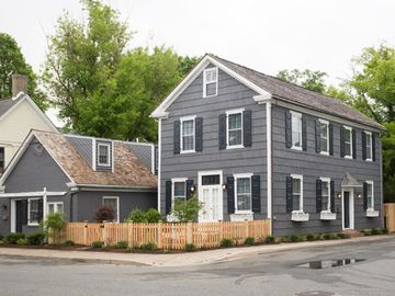 BEAUTIFUL 1857 HISTORIC HOME, ELEGANT 2014 RENOVATION, IN-TOWN LEWES