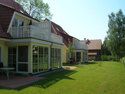 Photo for quiet apartment for up to 4 people, incl. Bed linen, S-W-balcony
