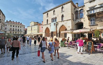 Photo for Apartment in the center of Split with Internet, Air conditioning, Terrace (350643)