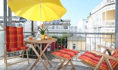 Photo for 1BR Apartment Vacation Rental in Binz, MV