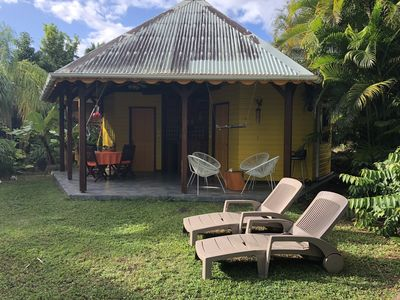 Photo for 2BR Bungalow Vacation Rental in Bouillante