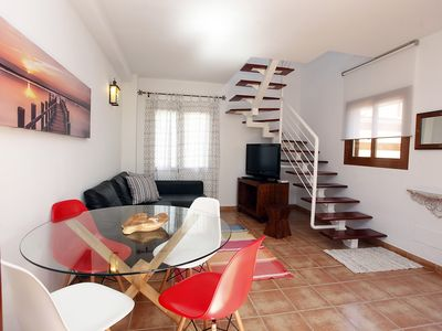 Photo for Casa Alisios- Terrace / barbecue / free wifi / shared pool