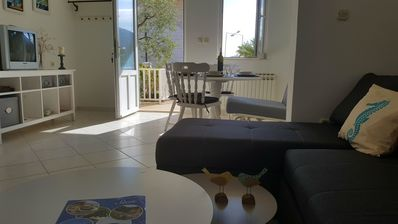 Photo for 1BR Apartment Vacation Rental in Mali Ston