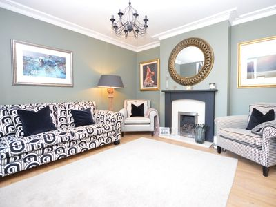 Photo for Beautiful 3 storey town house, adjacent to North Yorshire Moors steam railway