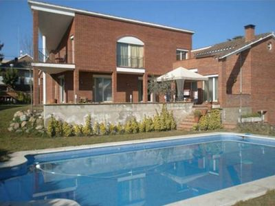 Photo for Beautiful house in canovellas