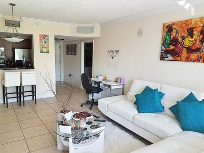 Photo for Chic & Cozy Condo near Wynwood & Downtown Miami