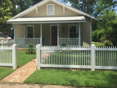Photo for 2BR Cottage Vacation Rental in Aiken, South Carolina