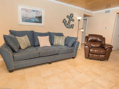 Photo for SPC 2096 - Nicely decorated 2nd Floor 2 BR - sleeps 6