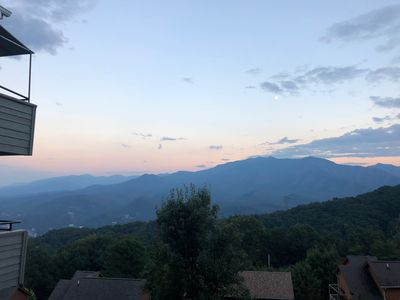 Photo for Gorgeous updated 2 Bedroom Condo with Stunning Views Overlooking Gatlinburg